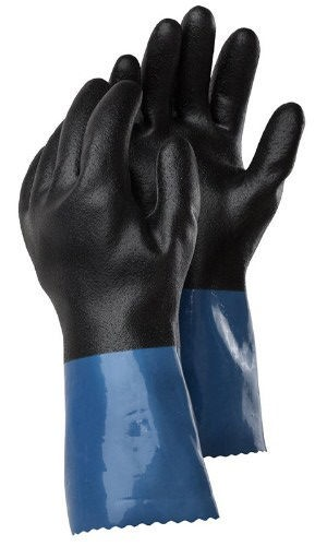Showa Trockentauch Handschuhe (Schwarz)