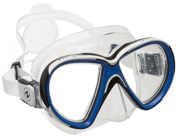 Aqualung Maske Reveal X2 (Clear - NEW Blue)