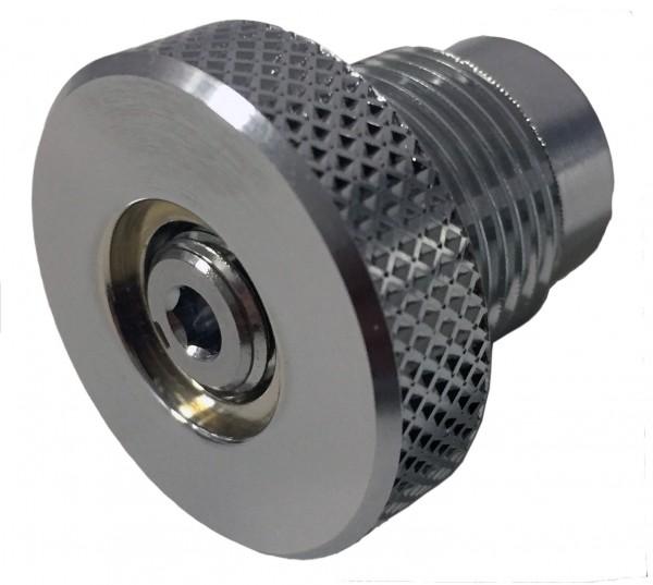 DIN Blindschraube Verschluss Schraube Ventil Stopfen