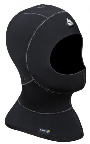 Waterproof Kopfhaube H1 5mm (Mit Kragen)