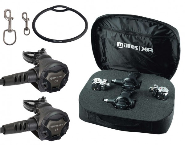 Mares 25XR/CR Full-TEK Atemregler Set - XR LINE